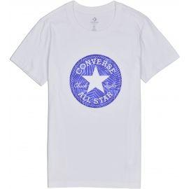 Converse SEASONAL CHUCK PATCH PALM FILL TEE - Dámské triko