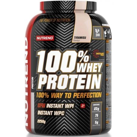Nutrend 100% WHEY PROTEIN 2250G TIRAMISU - Protein
