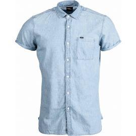 O'Neill LM CHAMBRAY S/SLV SHIRT - Pánská košile