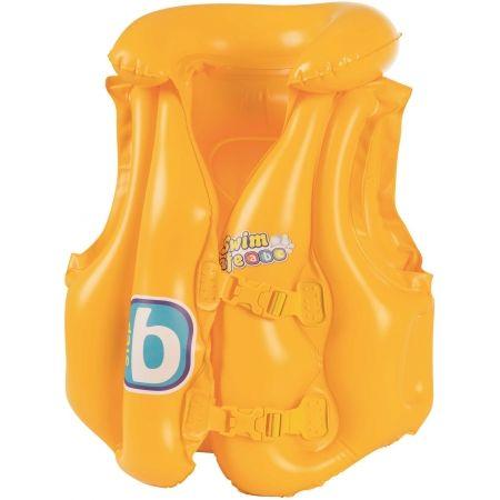 Nafukovací vesta - Bestway Swim vest step - 2