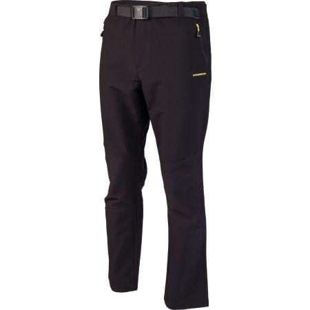 Pánské softshellové kalhoty - Crossroad ALBERT - 1