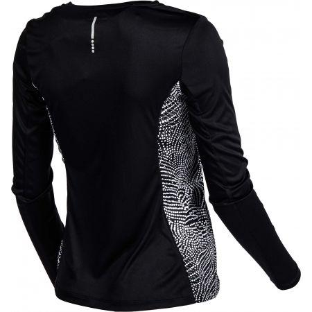 Dámské sportovní triko - Lotto X-RUN TEE PRT LS PL W - 3