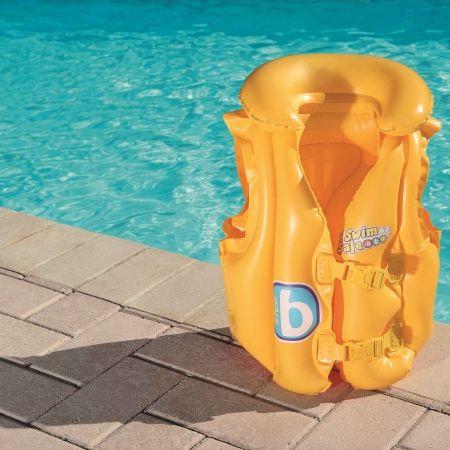 Nafukovací vesta - Bestway Swim vest step - 7