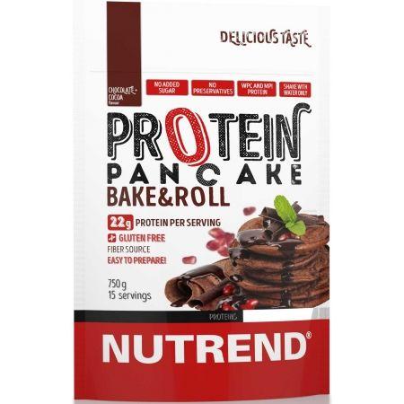 Nutrend PROTEIN PANCAKE 750G ČOKOLÁDA+KAKAO - Protein