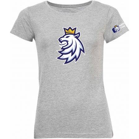 Střída LOGO LEV CIHT - Dámské triko