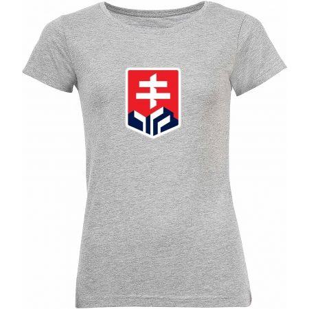 Dámské tričko - Střída MELIR LOGO SVK - 1