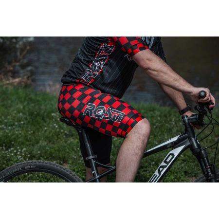 Pánský cyklistický dres - Rosti WARRIOR KR ZIP - 6