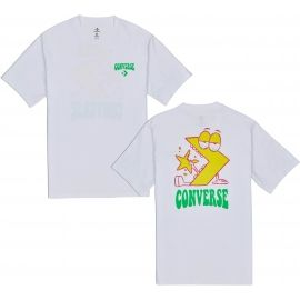 Converse MUNCHY STAR CHEVRON TEE - Pánské triko