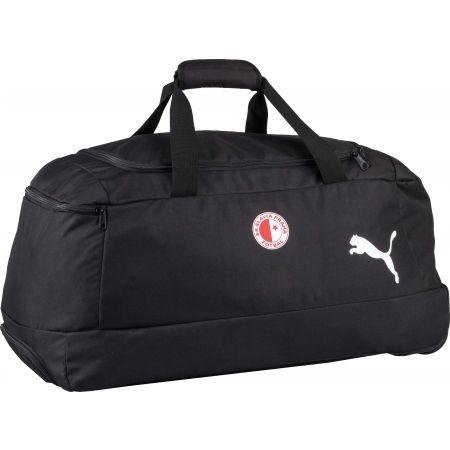 Multifunkční sportovní taška - Puma PRO TRG II M WHEEL SLAVIA - 2