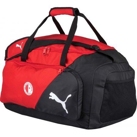 Sportovní taška - Puma LIGA MEDIUM BAG SLAVIA - 2