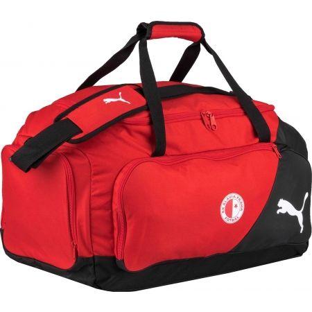 Sportovní taška - Puma LIGA MEDIUM BAG SLAVIA - 3