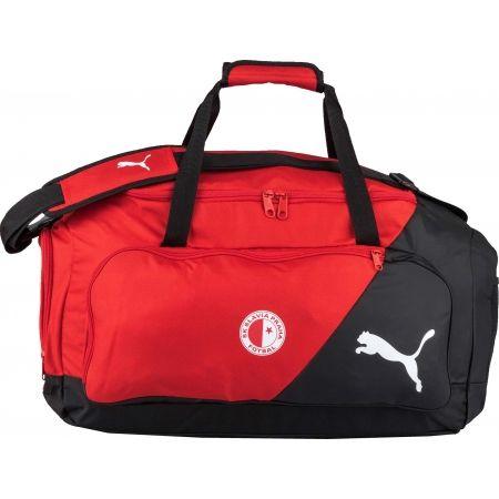 Sportovní taška - Puma LIGA MEDIUM BAG SLAVIA - 1