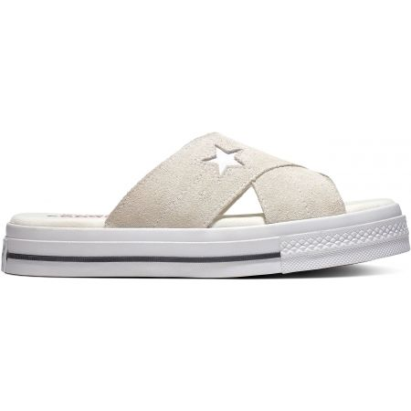 Converse ONE STAR SANDAL - Dámské pantofle
