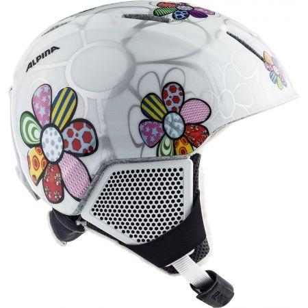 Alpina Sports CARAT LX - Dětská lyžařská helma