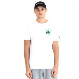 New Era NBA SCRIPT LOGO BOSTON CELTICS - Pánské tričko