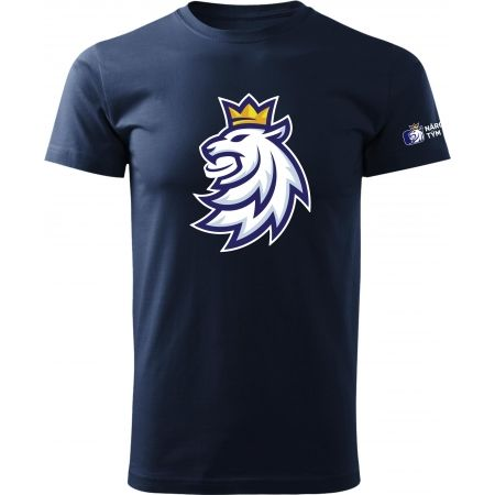 Střída LOGO LEV CIHT - Pánské triko