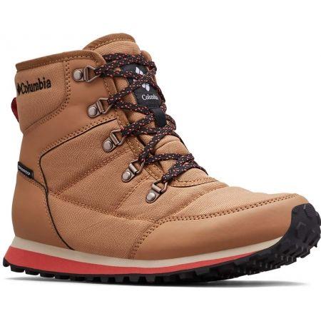 Columbia WHEATLEIGH SHORTY - Dámská zimní obuv