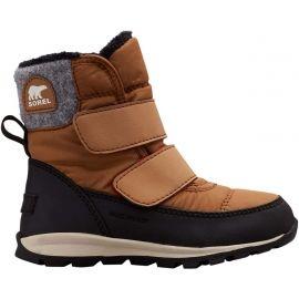 Sorel CHILDRENS WHITNEY STRAP - Dětská zimní obuv