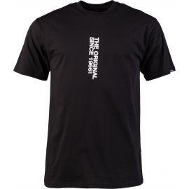 Vans MN OTW DISTORT CENTER SS - Pánské tričko