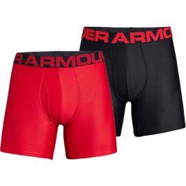Under Armour TECH 6IN 2 PACK - Pánské boxerky