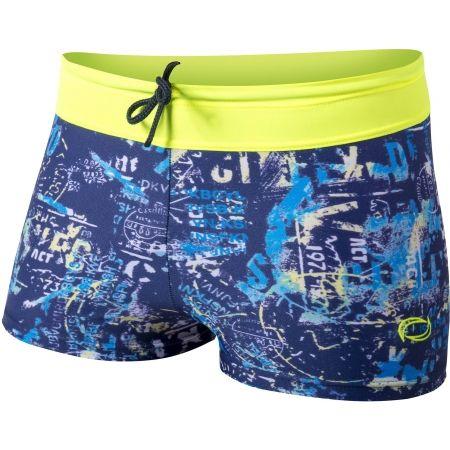 Axis NOHAVIČKOVÉ PRINT PLAVKY CHLAPECKÉ - Chlapecké nohavičkové plavky