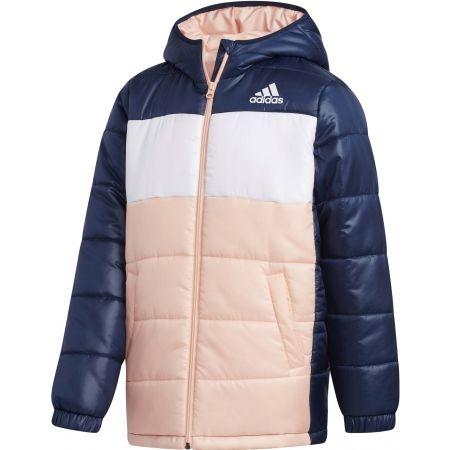 adidas YK J SYNTHETIC - Juniorská zimní bunda