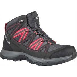 Salomon LEIGHTON MID GTX W - Dámská hikingová obuv