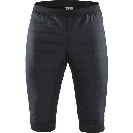 Craft SHORTS STORM THERMAL - Pánské zateplené šortky