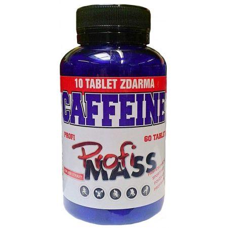 Profimass PROFI CAFFEINE 60+10 TABLET - Tablety