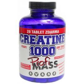 Profimass PROFI CREATINE 1000 180+20 TABLET - Kreatin
