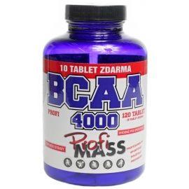 Profimass PROFI BCAA 4000 120+10 TABLET - Aminokyseliny