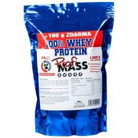 Profimass PROFI 100% WHEY PROTEIN 1000+100G BORŮVKA - Protein