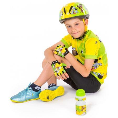 Dětské cyklistické rukavice - Etape REX RUKAVICE KIDS - 5
