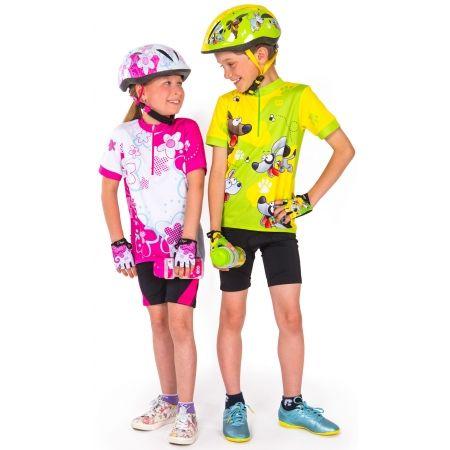 Dětské cyklistické rukavice - Etape REX RUKAVICE KIDS - 6