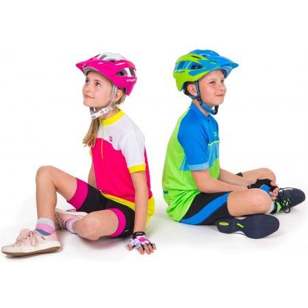 Dětská cyklistická helma - Etape HERO - 5