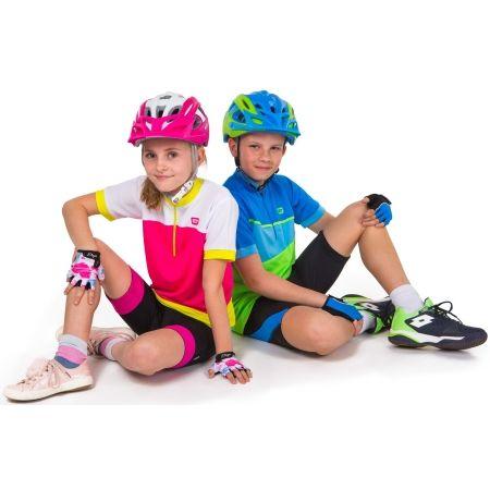 Dětská cyklistická helma - Etape HERO - 6