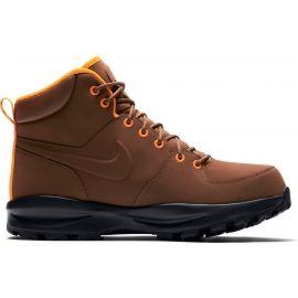 Nike MANOA LEATHER BOOT - Pánská zimní obuv