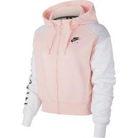 Nike NSW AIR HOODIE FZ BB - Dámská mikina