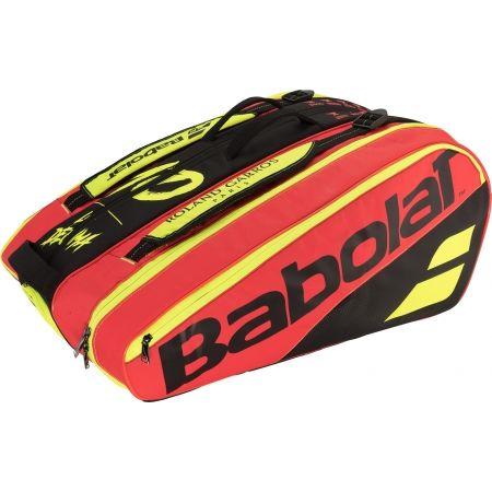 Tenisová taška - Babolat DECIMA RH X 12 FRENCH OPEN