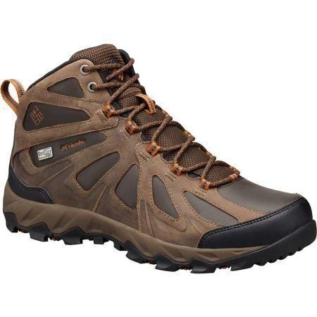 Columbia PEAKFREAK XCRSN II MID LEATHER - Pánské outdoorové boty