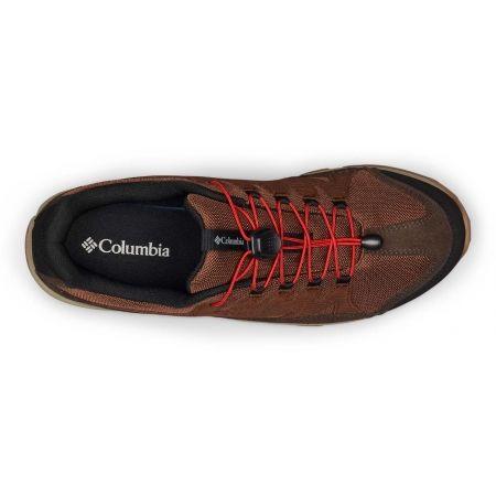 Pánská outdoorová obuv - Columbia FIVE FORKS WP - 6