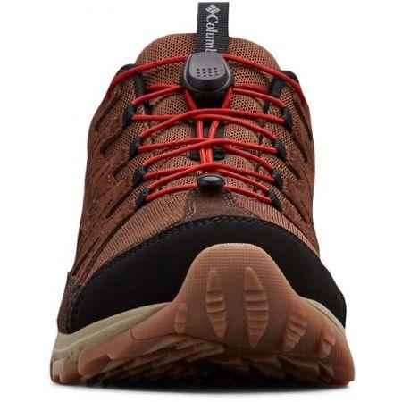 Pánská outdoorová obuv - Columbia FIVE FORKS WP - 8