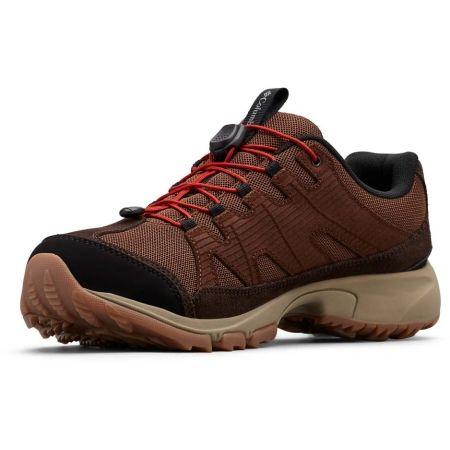 Pánská outdoorová obuv - Columbia FIVE FORKS WP - 4