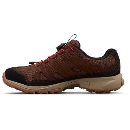 Pánská outdoorová obuv - Columbia FIVE FORKS WP - 3