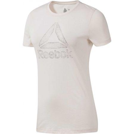Reebok OPP DELTA TEE - Dámské tričko