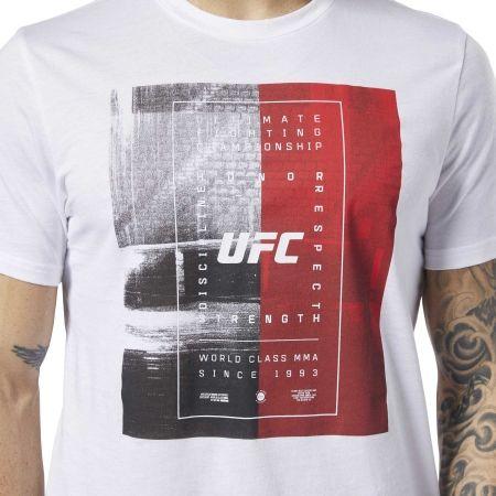 Pánské triko - Reebok UFC FG TEXT TEE - 6