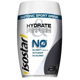Isostar HYDRATE & PERFORM PRÁŠEK NEUTRÁL 400G - Isotonický nápoj v prášku