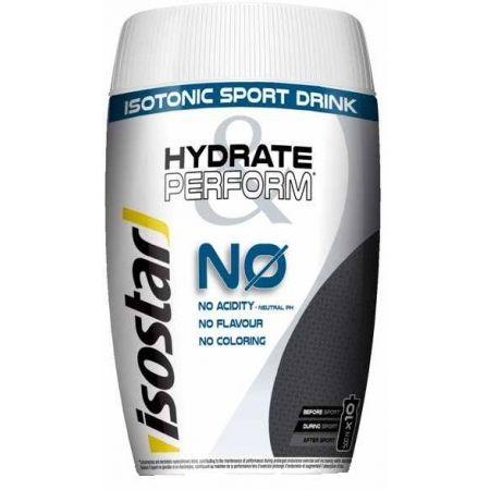 Isotonický nápoj v prášku - Isostar HYDRATE & PERFORM PRÁŠEK NEUTRÁL 400G