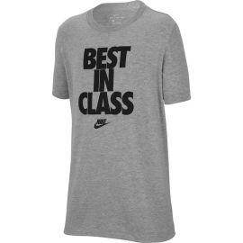 Nike NSW TEE BEST IN CLASS - Chlapecké tričko