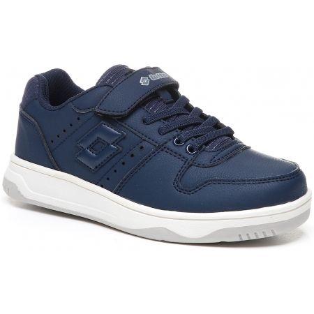 Lotto BASKETLOW NU CL SL - Chlapecká volnočasová obuv